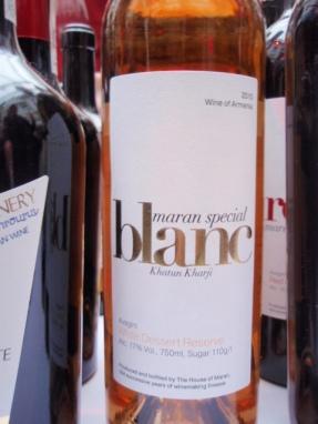 Maran Special Blanc Khatun Kharji 2010